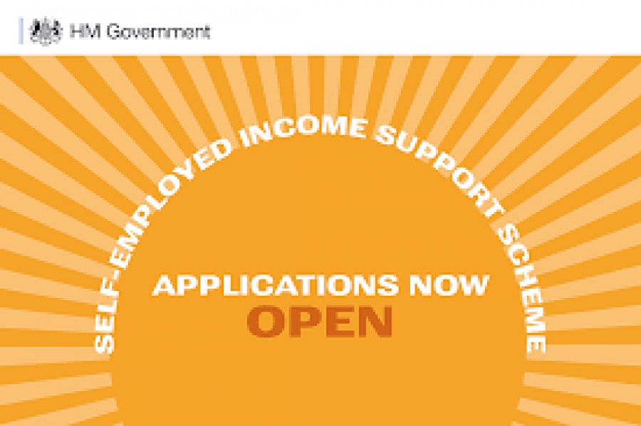 Self-Employed Income Support Scheme, act today
